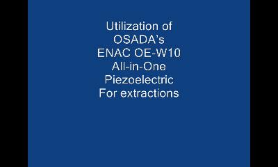 A1_EXTRACTION with Osada ST71